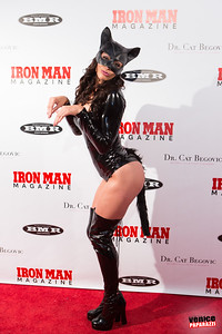 2015  Iron Man Magazine's Halloween party.  www.ironmanmagazine.com   Photo by Venice Paparazzi
