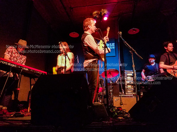 Chuck Prophet and The Bottle Rockets