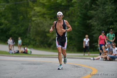 Running - 2012 - Aug 19th - Tremblant - IronMan