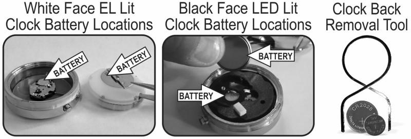 BG-83 Marlins battery pics for EL LED