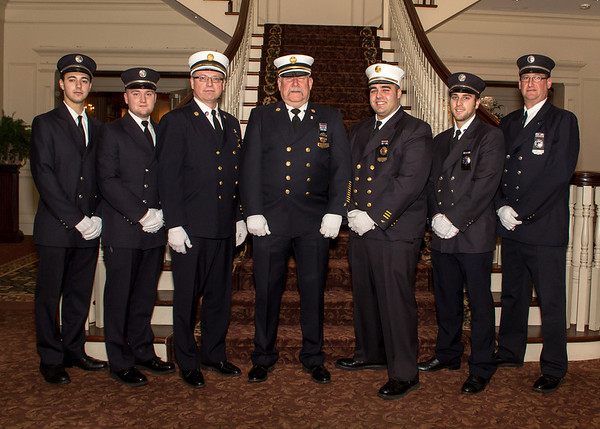 Ironia Fire Company - cropped for 5x7 print