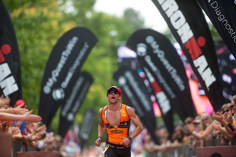 "Eduardo Solis run towards the finish line during the 2016 Ironman Boulder on Sunday. <br /> More photos:  <a href=""http://www.dailycamera.com"">http://www.dailycamera.com</a><br /> (Autumn Parry/Staff Photographer)<br /> August 7, 2016"