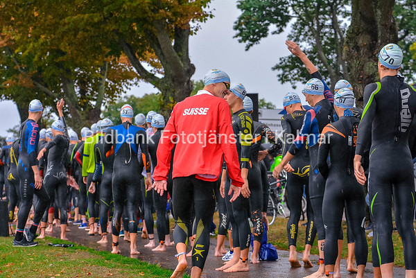Pictures 2018 Fisu World University Triathlon Champion - men