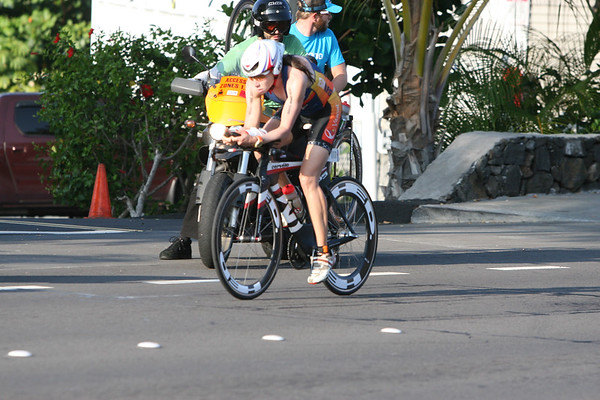 Ironman Kona 2012 Triathlon World Championship Pro Men and Women