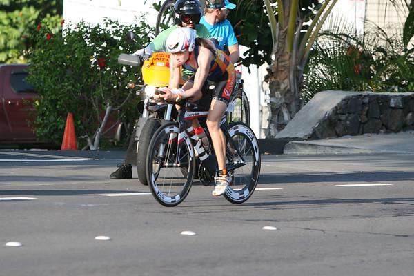 Ironman Kona 2012 Triathlon World Championship Pro Men and Women