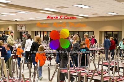 NCHS Marching Ironmen Awards ceremony ©Music Man5 Photos