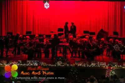 NCHS Christmas Concert 2014
