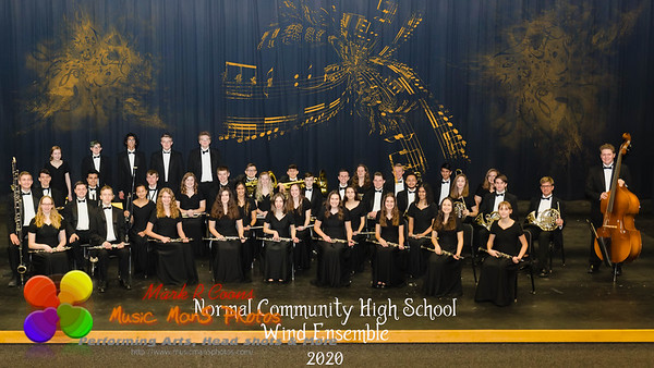 Normal Community High School Wind Ensemble  Jan 25, 2020