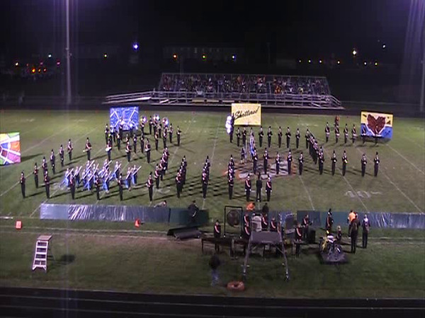 Here is the video of the bands performance at Pontiac. This video was provided to the band directors by the competition organizers.<br /> <br /> If you have a slow internet connection this may not play very well as it is fairly large.