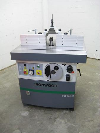 Ironwood 55FX Shaper