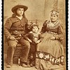 Same family as that in picture  , girl with crown.  Cabinet card.