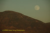 901-Andre-Moonrise over San Tiago Peak