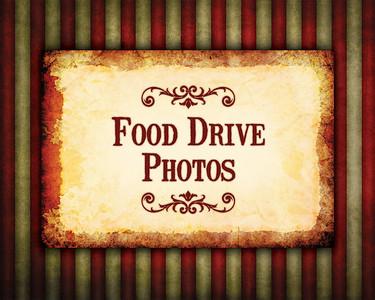 ORW: Food Drive
