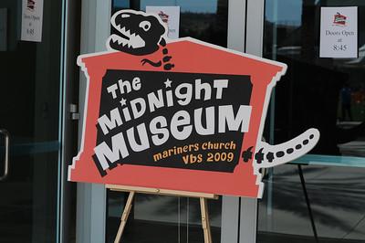 2009 VBS: Midnight Museum