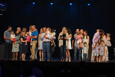 2017-07-15 Saturday 5p child dedications