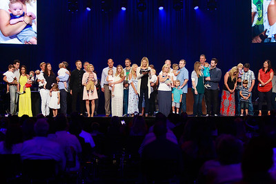 2017-07-16 Sunday 9a child dedications