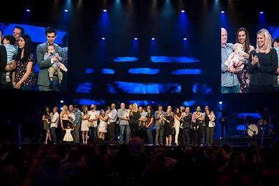 2017-10-21 Saturday 5p baby dedications