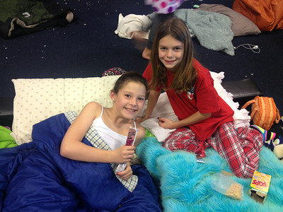 2013 - 4th/5th grade All Nighter Jan