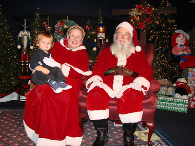 2008 Breakfast with Santa