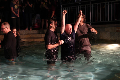 Rooted Baptism 2014-03-28
