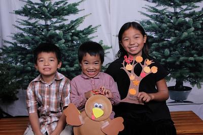 Thanksgiving portraits 2014