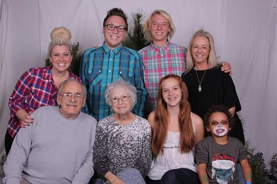 Thanksgiving portraits 2013