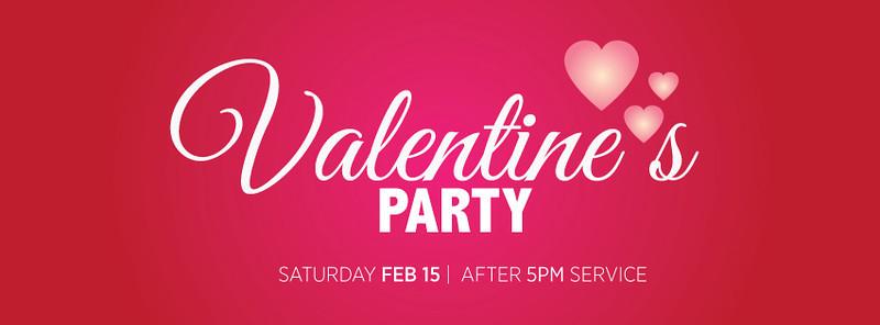 Valentine's Saturday Night 2014