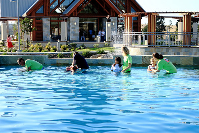 2009-06-27 - VBS baptisms