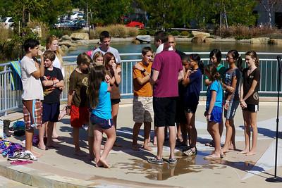 2011-10-23 high school baptisms