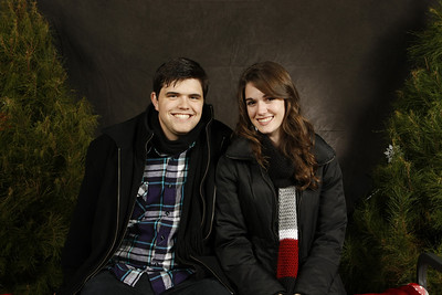 2010 Tree Lighting Portraits