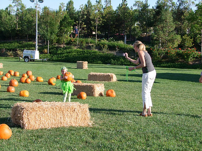 Pumpkin Patch 2009-10-17