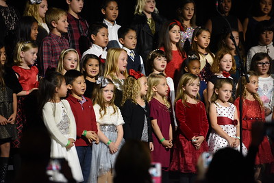 Kids Christmas Choir 2016-12-11