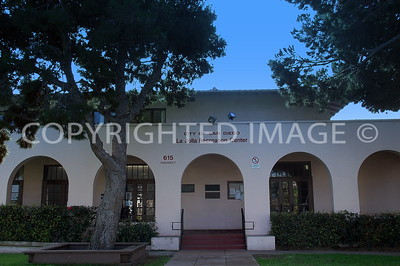615 Prospect Avenue, San Diego, CA - La Jolla - 1915 La Jolla Recreation Center, Irving Gill, Architect