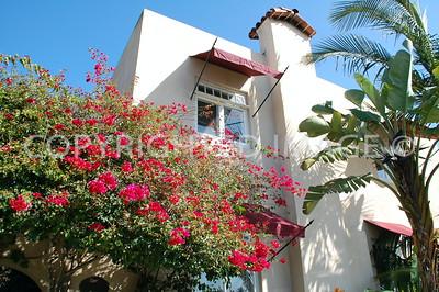 "7753 Draper Avenue, San Diego, CA - La Jolla - 1913 Irving Gill Designed ""Inn at La Jolla"""