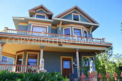 850 25th Street, San Diego, CA - 1893 Daniel Schulyer House, Irving Gill, Architect