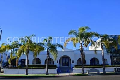 704 Pier View Way, Oceanside, CA - 1934 Oceanside City Hall, Irving Gill, Architect