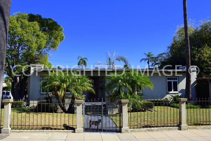 1355 Granada Avenue, San Diego, CA - 1908-1908 Peter Price Home #1, Irving Gill, Architect
