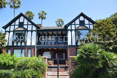 1007 Ocean Blvd, Coronado, CA - 1907 Arles L. Tutt Residence, Irving Gill, Architect