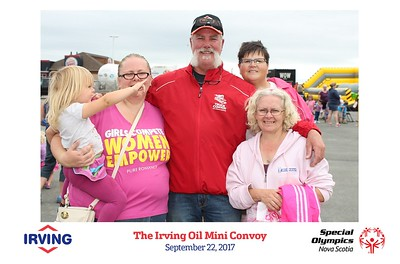 Irving Oil Mini Convoy 2017