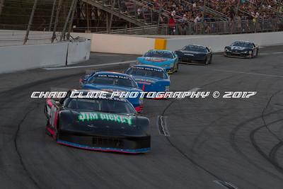Late Model Heat Race 1 July 1st