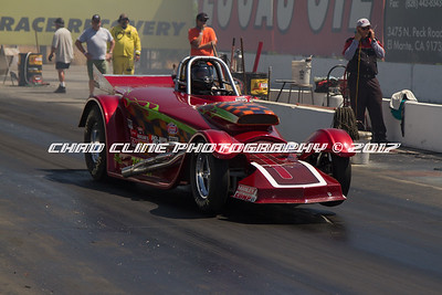 Summit Race No 6 Dragster, Roadster Eliminations Aug 27th Last Race