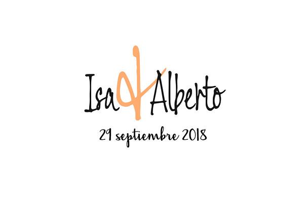 Isa & Alberto - 29 septiembre 2018