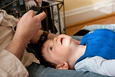 Isaac - 8 months - 2011