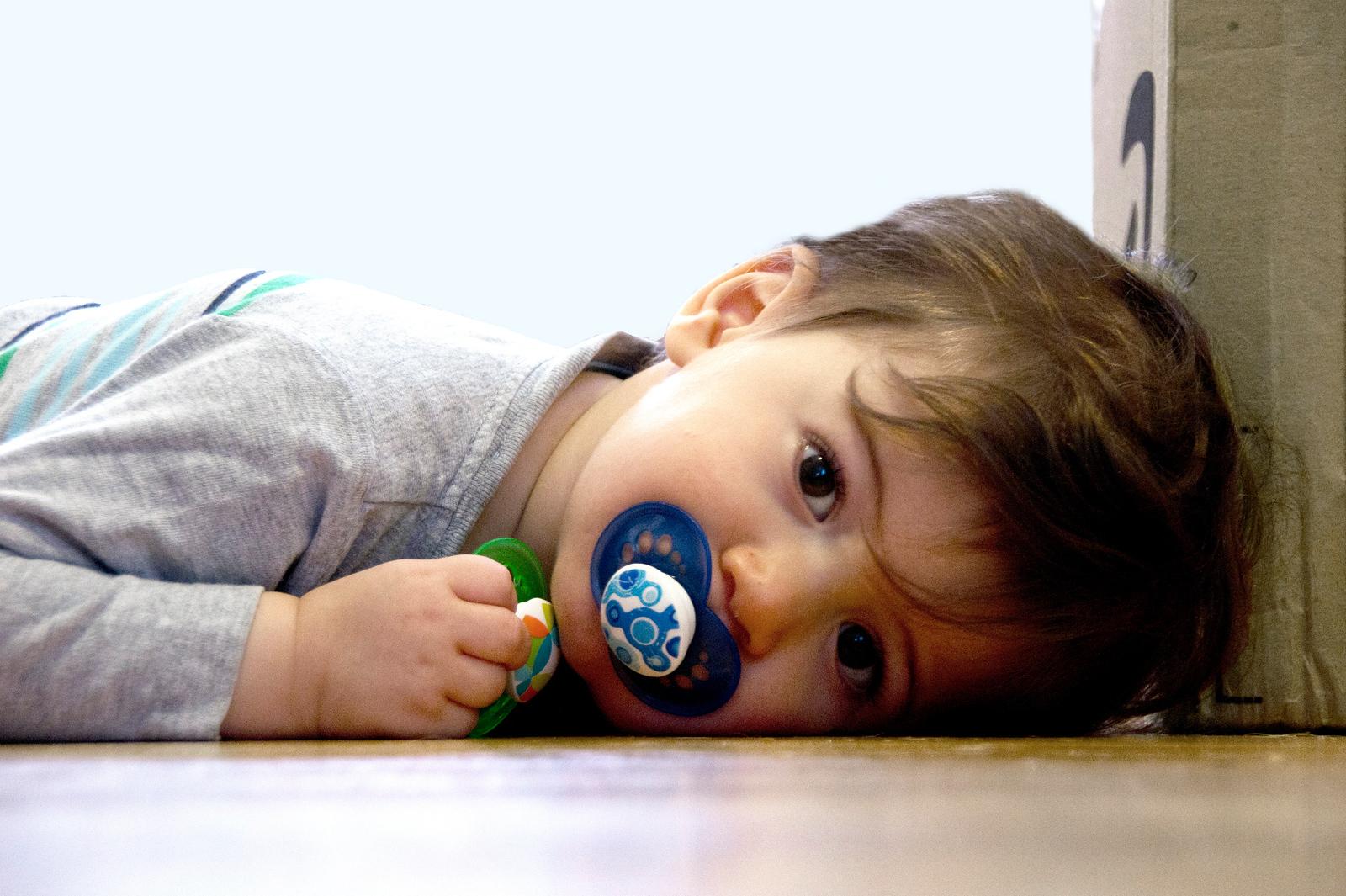 Isaac - 17 months - December 2011