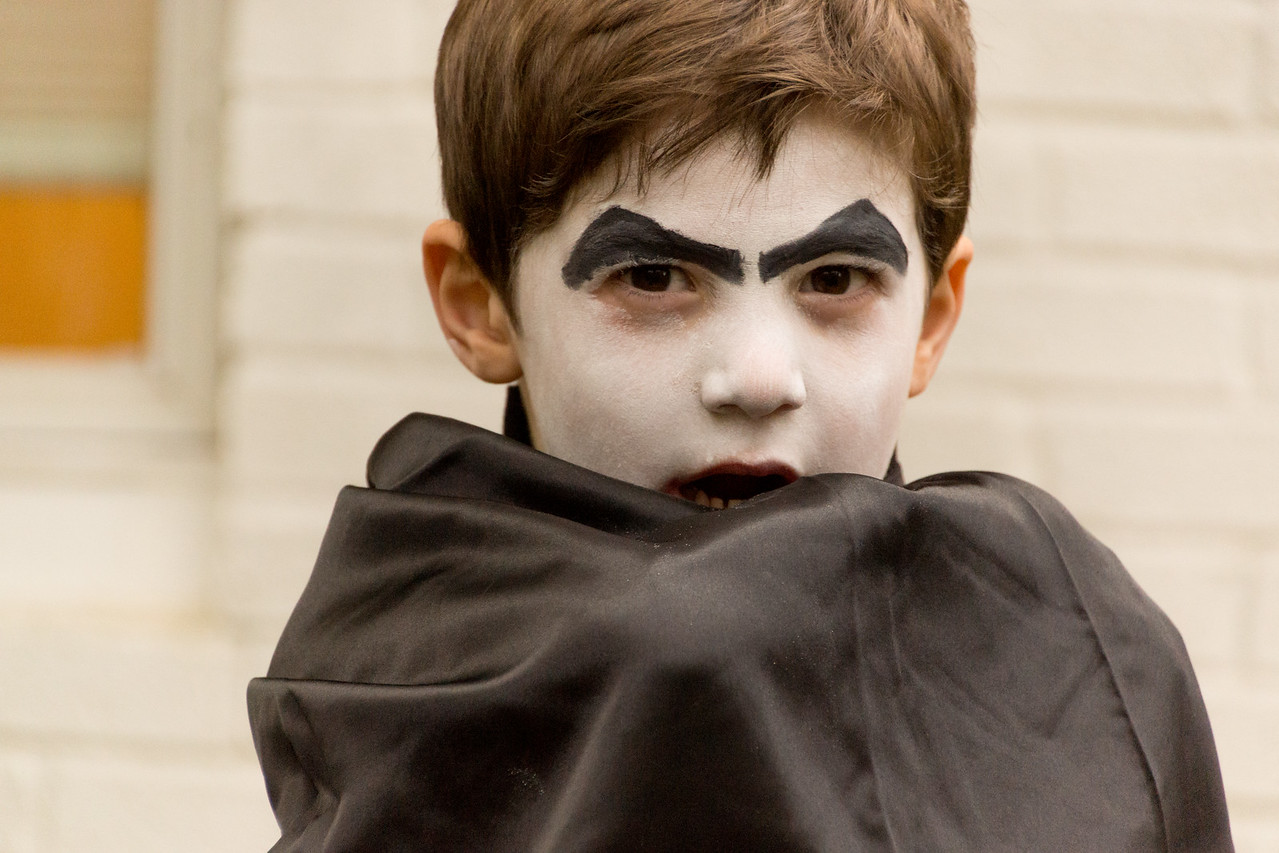 Isaac - 5 years - Halloween 2015