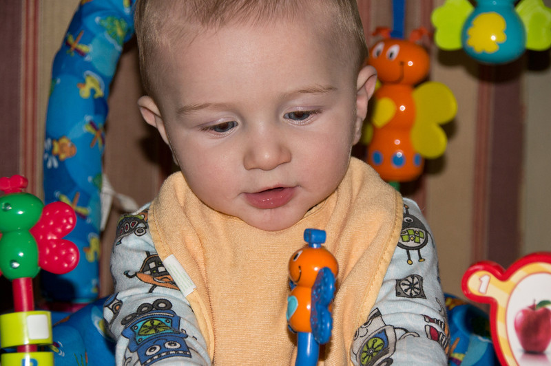 Zev - 6 months - March 2013