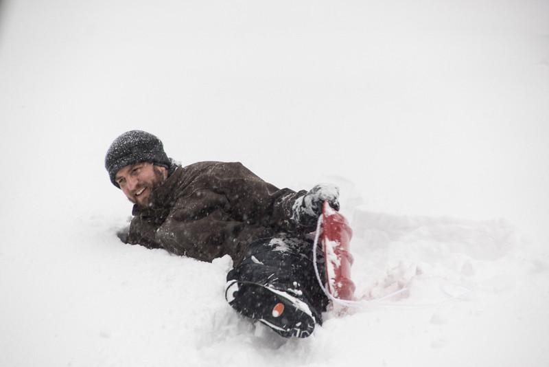 OK, it isn't Isaac or Zev - January 2016 snowstorm