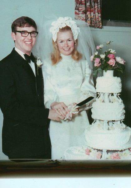 1970 -Wedding Day