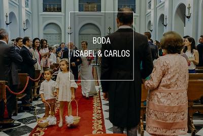 Isabel & Carlos