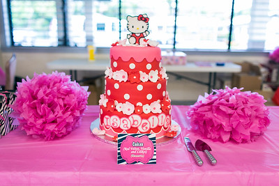 Isabella's 1st Birthday (Event Photos)